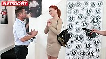 VIP SEX VAULT - Passionate Redhead Gets Hard Fu...'s Thumb
