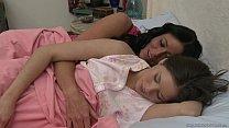 Busty babe seduces Shyla Jennings