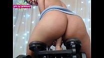 Girl Rides a Fuck Chair pornhub video