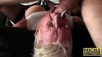 Mature face fucked sub pornhub video