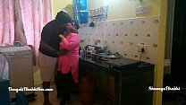 big ass bengali bhabhi having hot hardsex in kitchen