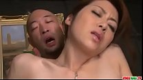 Maki Hojo leaves several males to bang her