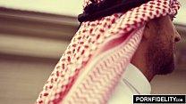 Image: PORNFIDELITY Arab Girl Nadia Ali Punished by White Cock
