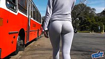 Best Teen CAMELTOE And ASS Exposure In Public! Yoga Pants!!