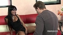 Brunette MILF Mahina Zaltana fucks hard and get... thumb