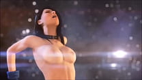 Mass Effect - Ashley Williams - Full Compilation GIF porn image