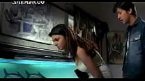 Sexy Indian Bitch Actress shows her desi boobs thumbnail