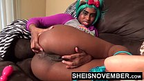Cracking My Asshole Open For You Daddy, Yiff Cosplay Model Msnovember Anal Gape After Pulling Down My Wet Panties Then Stuffing My Black Ass With A Pink Butt Plug HD Sheisnovember