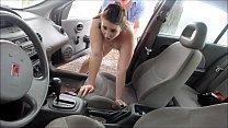 Mechanic Blackmails Hot Girl Stranded On The Road - Ronaldo xxx thumbnail