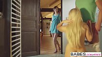 Babes - Step Mom Lessons - (Barra Brass, Morgan...