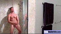 forced crossdressing - (Shay Fox) Busty Milf Like Hard Style Sex On Camera Video thumbnail