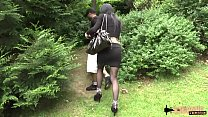 Dalinda, very naughty milf ass fucked by a young pervert