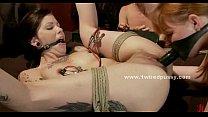 House mistress lesbian bondage fantasy pornhub video