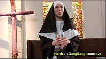 Nun Anal Gangbanged By Five Priests