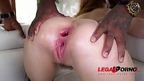 6452 Maya Kendrick 1st BBC DP Alert! Gape and Deepthroat preview