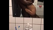 15321 Girl cheats on bf with friend at party in bathroom lost bet preview