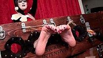 Harley Quinn's Ticklish Interrogation