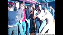 Sweet women dancing on party pornhub video