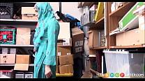 Arab Teen Audrey Royal Caught Shoplifting thumbnail
