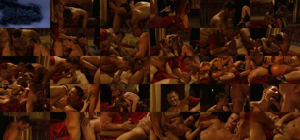 roman gay orgies