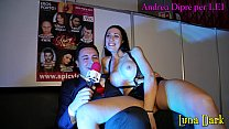Luna Dark shows her open vagina and more for Andrea Diprè thumbnail