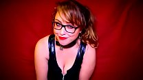 Feminist Laci Green gets ready for BDSM session preview image