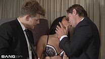 Glamkore - czech babe gets double penetration p...