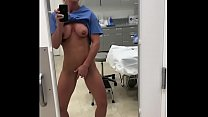 13045 milf nurse gets fired for showing pussy (nurse420 on camsoda) preview