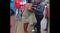 Sorry to this lady who mistakenly paraded naked on street of Nigeria.