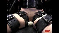 First Time Bondage Chair Orgasm صورة