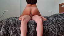 Sex addicted girl with tight pussy makes me run fast !! FunnyCouple98