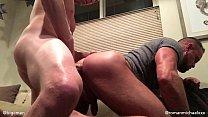 Big C & Pornstar Michael Roman Suck/Fuck Warmup Before Heading To The Laundromat