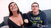 7065 Virgin guy watches Jordi fuck and wants to to it also preview