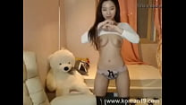 korean girl strip dance...GooD