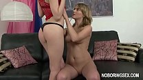 Petite babe takes big strapon in the ass - Download mp4 XXX porn videos