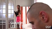 Asian Secretary Sharon Lee gets Double Penetrated in the Office Thumbnail