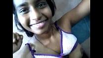 Malaysian Indian Girl Blowjob to boyfriend's Thumb