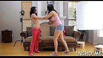Nude young gf Holly Michaels enjoys undressing's Thumb