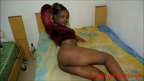 Cydney gets fucked by rough and rugged Hausa dick (Full video on RED)