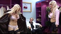 British couple fuck sales clerk