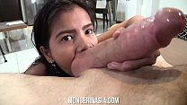 Sexy Asian Breeder Gets Creampied And Corked