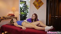6894 Mom Knows Best - (Crystal Clark, Joselyne Kelly) - Waxing Session - Twistys preview