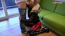 MyDirtyHobby - Anal punishment for kinky busty babe Daynia Vorschaubild