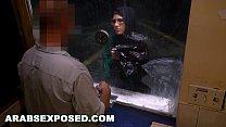 ARABS EXPOSED - Desperate Arab Woman Fucks For Money At Shady Motel - 9Club.Top