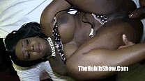 she thcik gettho hood bitch banged and swallowed in da hood preview image