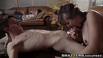 Brazzers - Mommy Got Boobs - (Nino Polla) - Can I Crash And Bang Your Mom thumbnail