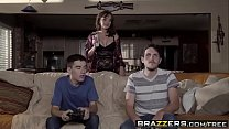 Brazzers - Mommy Got Boobs - (Nino Polla) - Can I Crash And Bang Your Mom