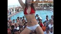 Dancing Babes In Bikinis