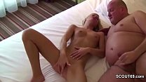 Young German Teen Seduce To Fuck By Older Men I