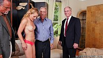 Frankie And The Gang Tag Team Door-To-Door Saleswoman, Raylin Ann Image